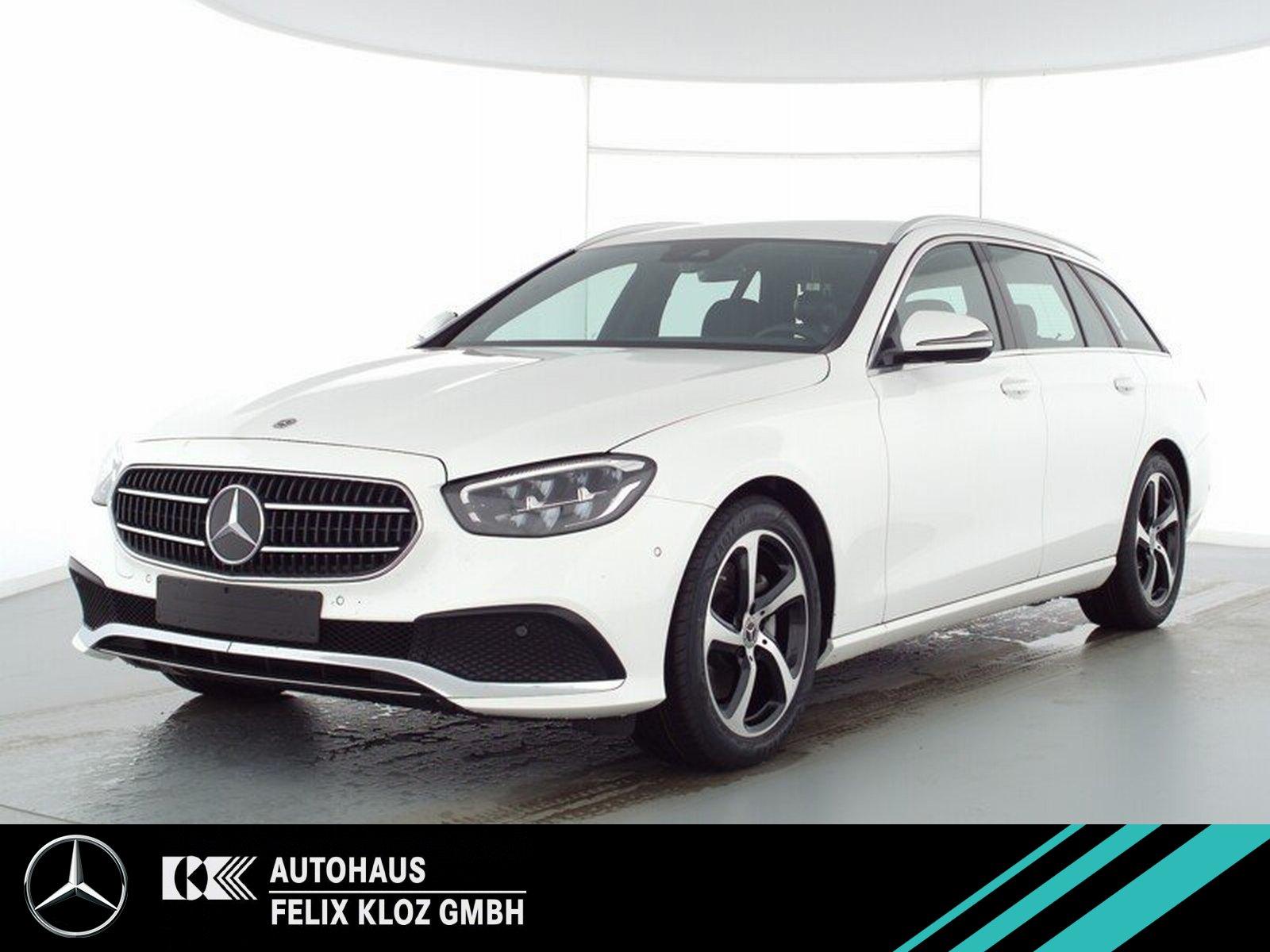 Mercedes-Benz E 200 T Avantgarde Totwink*Rückkamera*MBUX-High*, Jahr 2020, Benzin