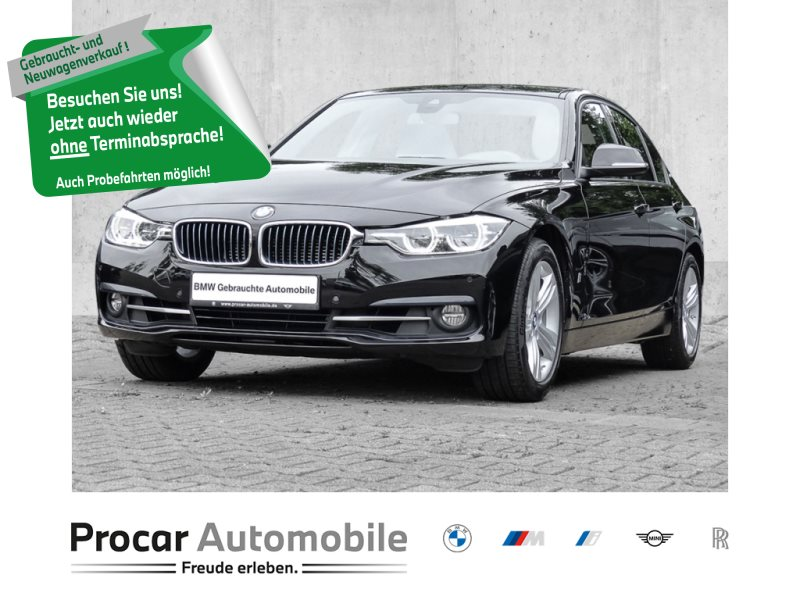 BMW 330e IPERFORMANCE Sport Line+NAVI PROF+HUD+ADAP LED+HiFi+PDC+RTTI+Finab1%, Jahr 2018, Hybrid