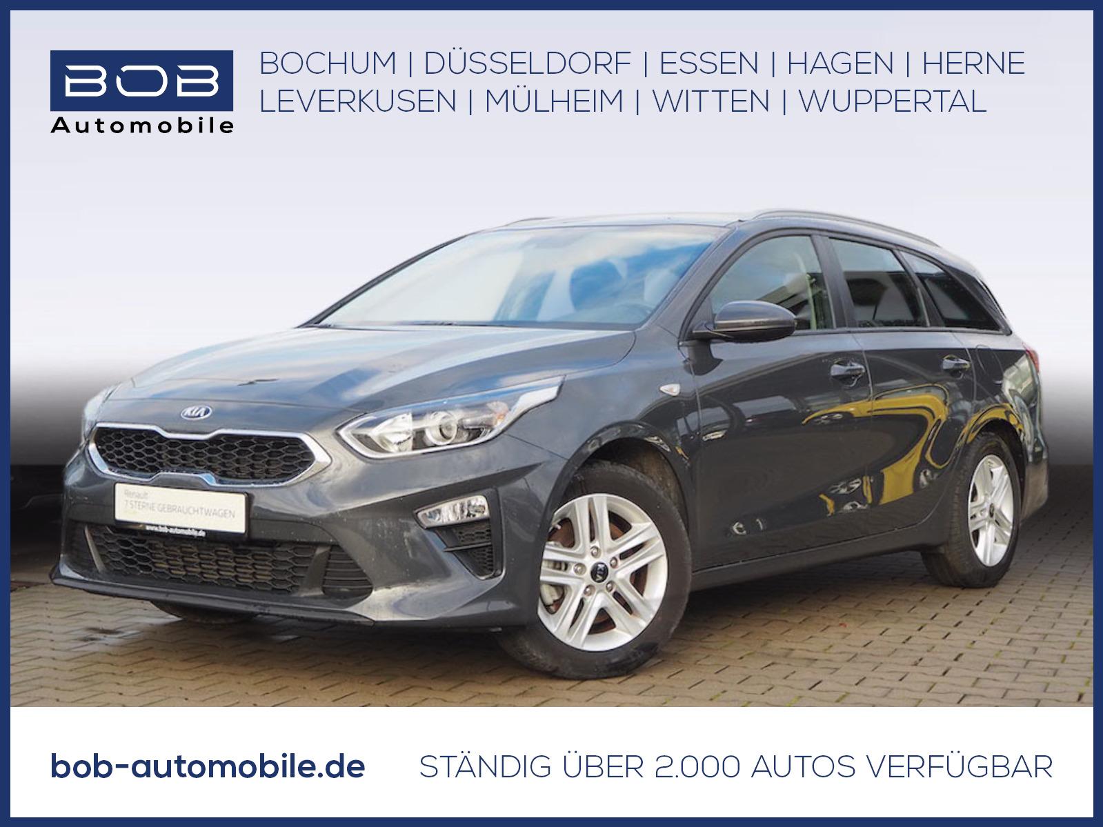 Kia cee'd Sporty Wagon Vision, Jahr 2019, Benzin