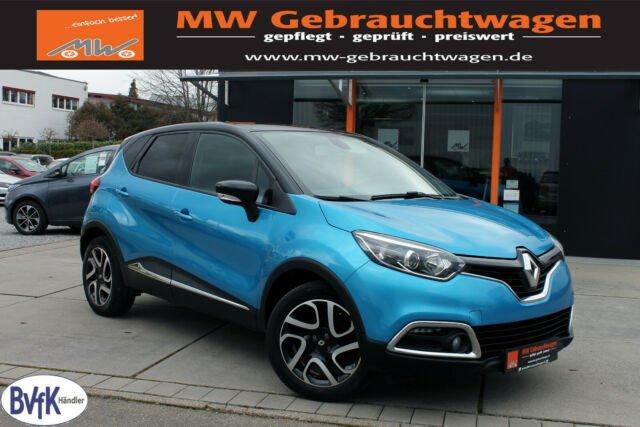 """Renault Captur Luxe Tempomat Navi LM17"""" Einparkh. Kamera, Jahr 2014, Benzin"""