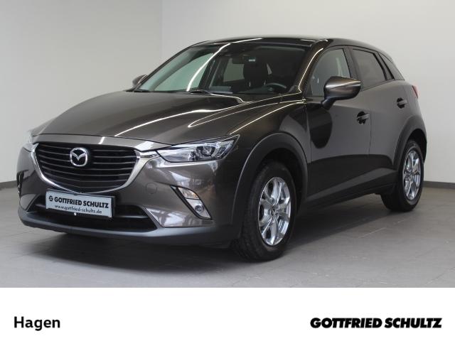 Mazda CX-5 CX-3 1,5 SKYACTIV-D 105 LED+FSE+SHZ+GRA+PDC Exclusive-Line, Jahr 2015, Diesel