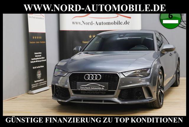 Audi RS7 Spb.4.0 TFSI QU.Performance*LED*21*Keramik*, Jahr 2017, Benzin