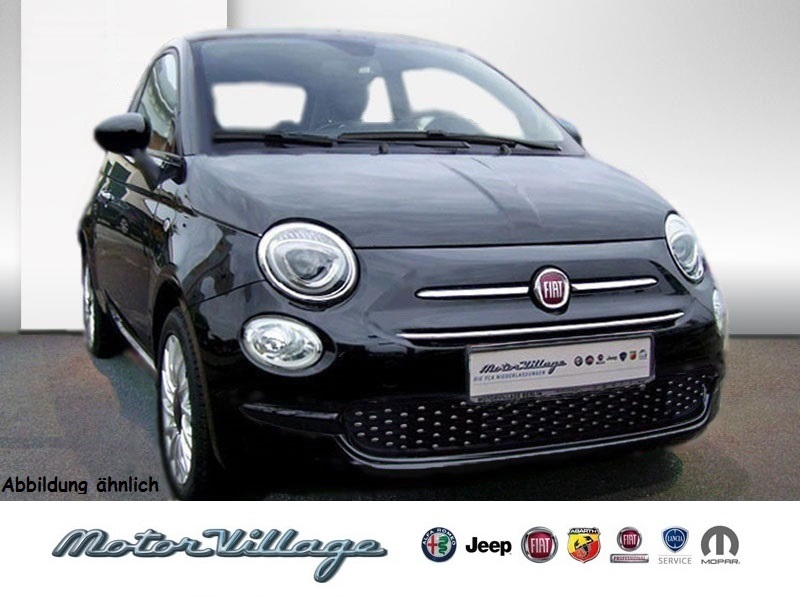 Fiat 500 1.2 8V Lounge 51KW (69PS), Jahr 2016, Benzin