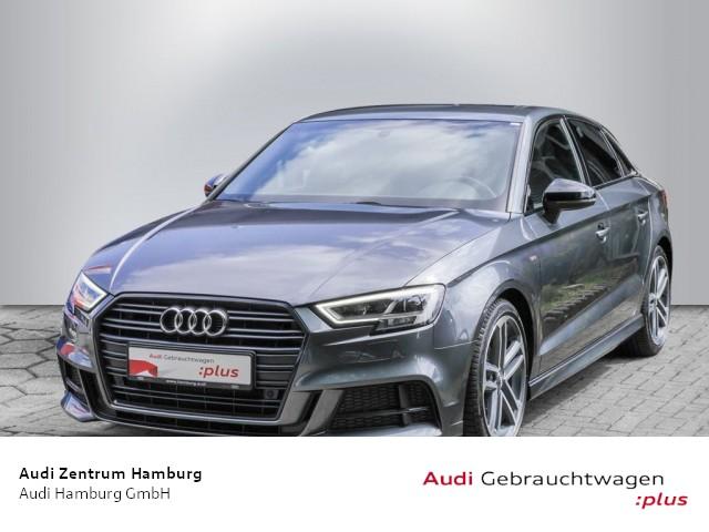 Audi A3 Limousine 35 TFSI sport S tronic S LINE NAVI B&O, Jahr 2019, Benzin