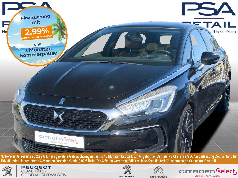 Citroën DS5 BlueHDi 180 EAT6 *Navi*HeadUp*Keyless*MemorySitze*, Jahr 2018, Diesel