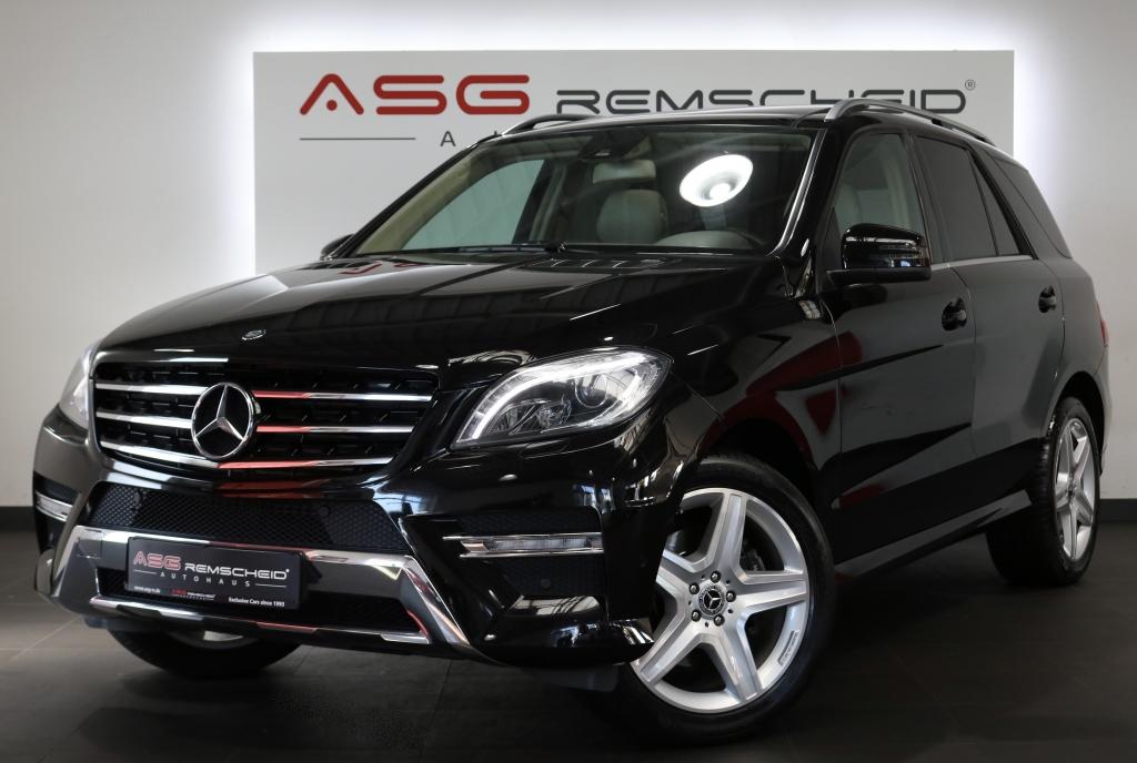 Mercedes-Benz ML 250 CDI BT AMG Line *Xenon *20 *EURO 6 *, Jahr 2012, Diesel