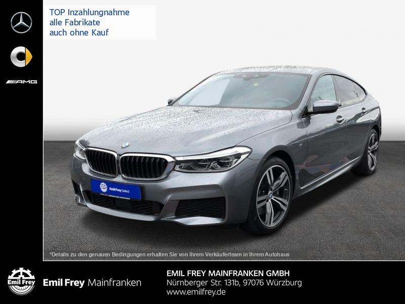 BMW 640i xDrive GT LED Sound Standh. Nappa Fahrassist, Jahr 2017, Benzin