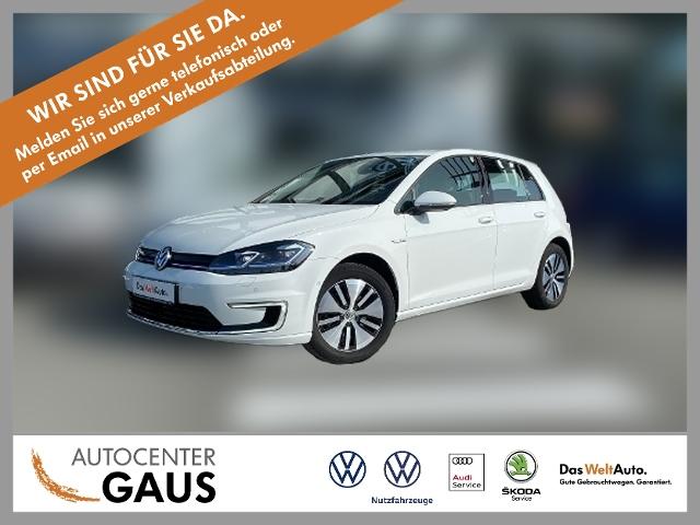 Volkswagen Golf eGolf LED Navi ACC, Jahr 2017, Elektro