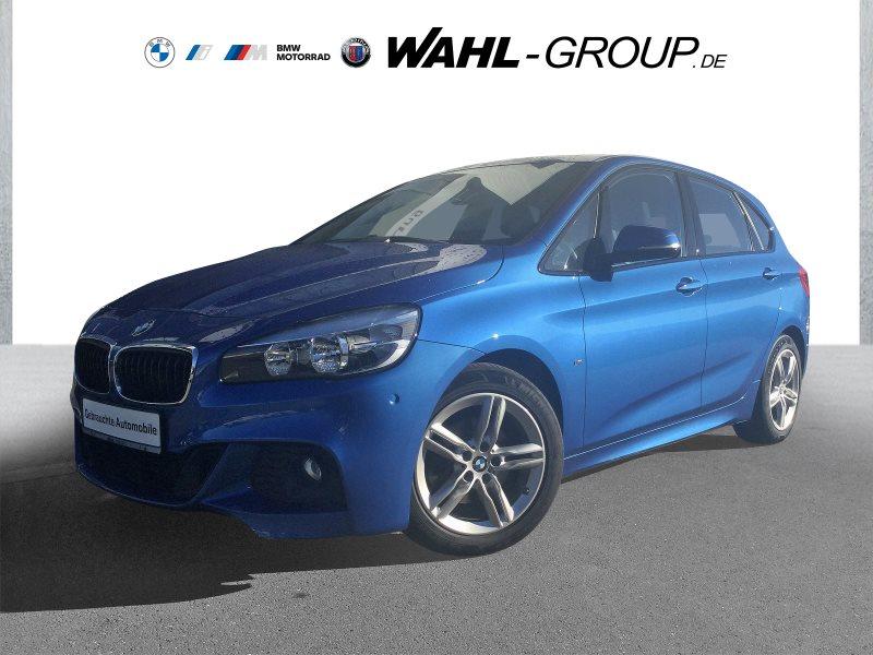 BMW 218d Active Tourer M-Sport | Glasdach Klima PDC, Jahr 2015, Diesel