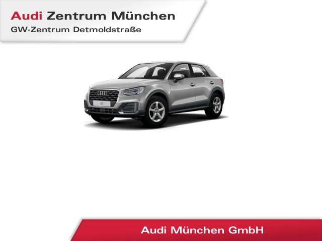 Audi Q2 1.0 TFSI #comfort LED el.Heckklappe PhoneBox S tronic, Jahr 2018, Benzin