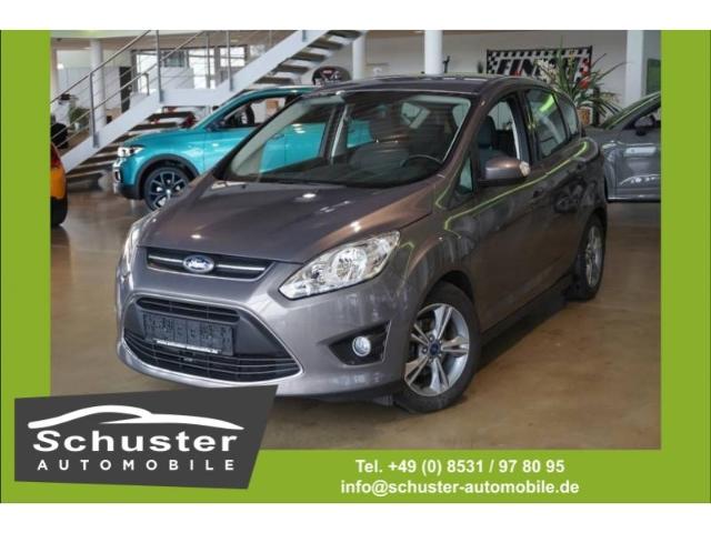 Ford C-Max SYNC Edition 1.0 EcoBoost Klima AHK PDC, Jahr 2014, petrol
