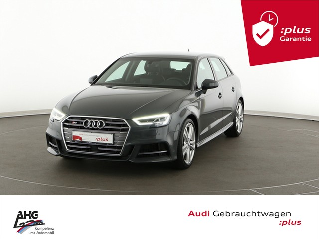 Audi S3 Sportback 2.0 TFSI quattro S tronic LED Navi GRA LM-Felge, Jahr 2018, Benzin