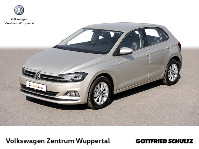 Volkswagen Polo 1,0 TGI Highline SHZ PDC LM ZV E-FENSTER, Jahr 2018, LPG