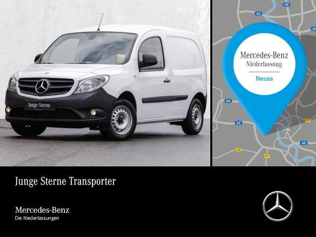 Mercedes-Benz Citan 111 CDI Ka Lang Parkhilfe Tempomat Klima, Jahr 2015, Diesel