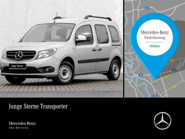 Mercedes-Benz Citan 108 CDI Tourer Lang 5-Sitzer Klima Audio, Jahr 2015, diesel
