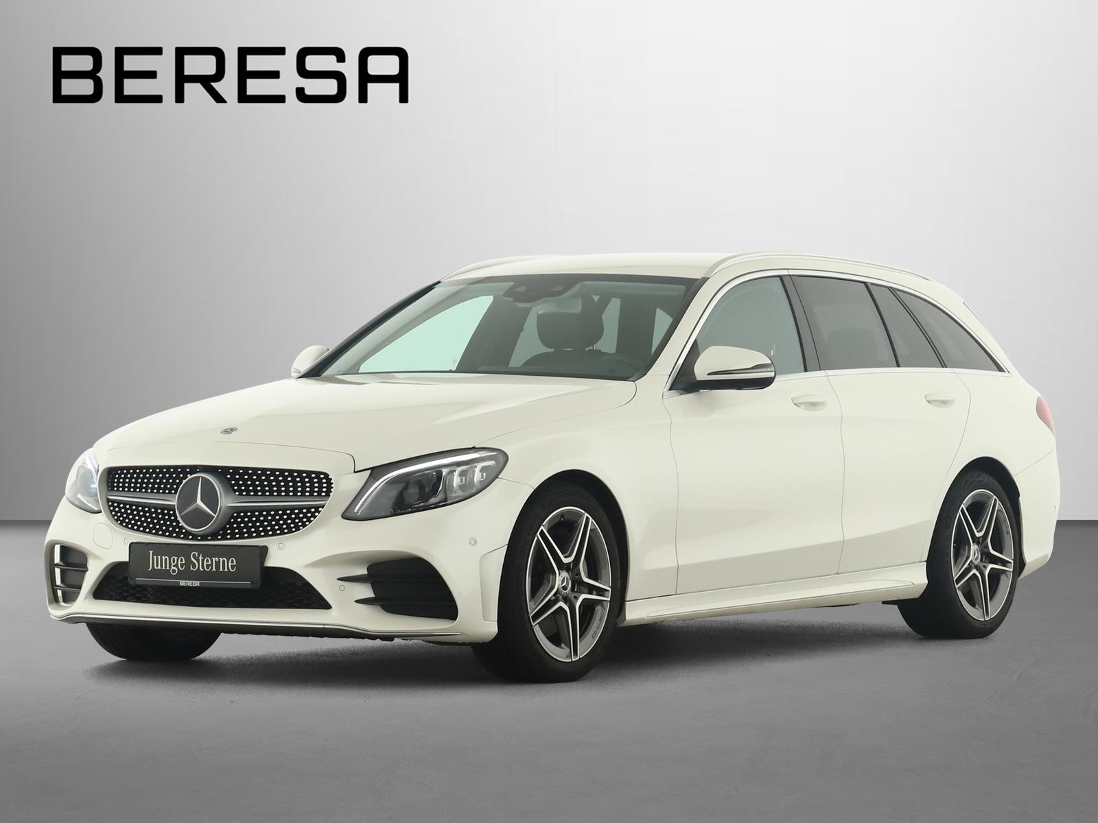 Mercedes-Benz C 300 d T AMG Fahrassist. 360° LED Memory Navi, Jahr 2020, Diesel