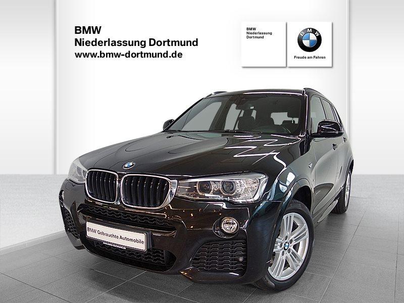 BMW X3 xDrive20d M Sportpaket, Jahr 2017, Diesel