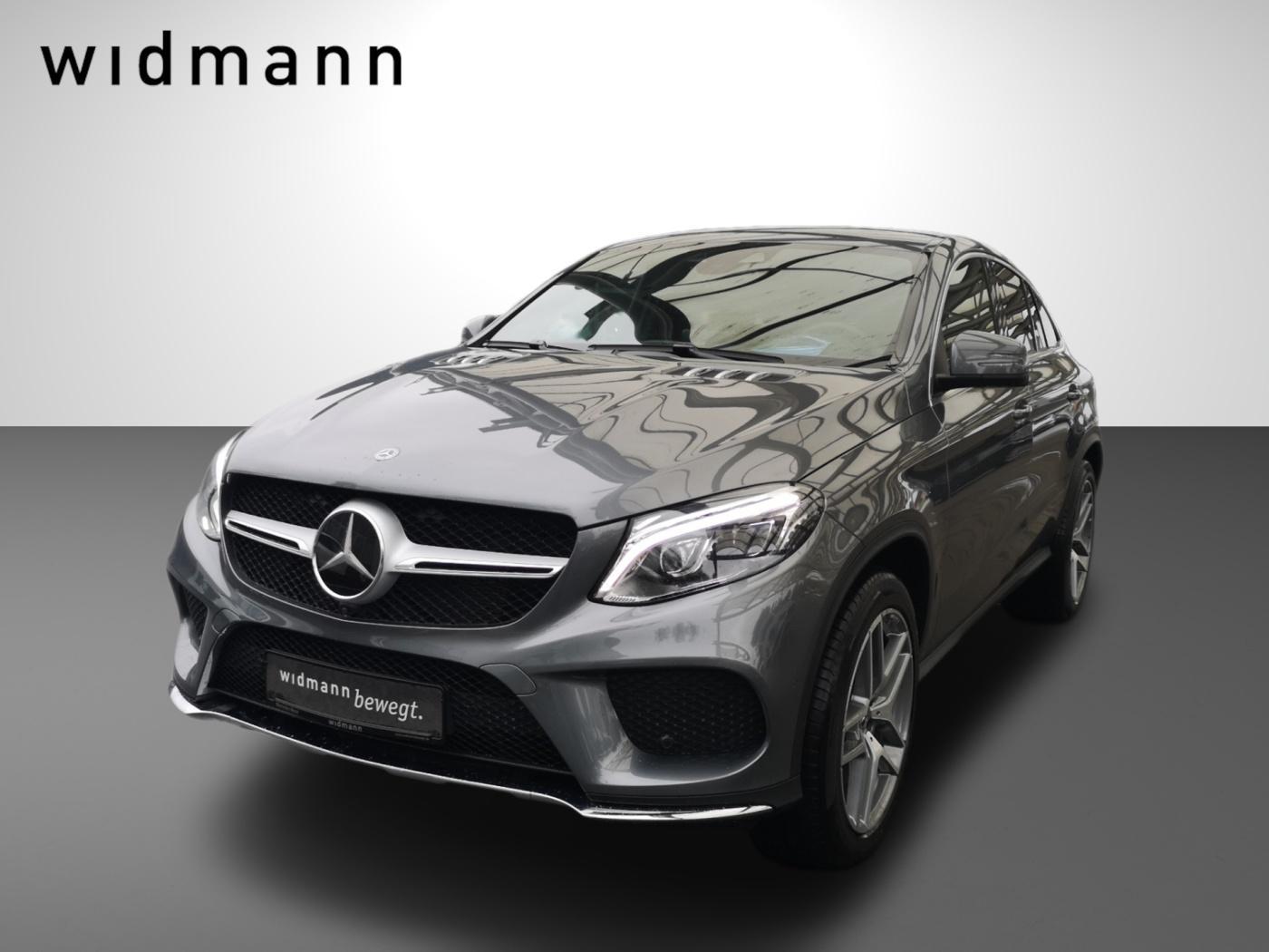 Mercedes-Benz GLE 400 4M Coupé AMG*Sitzklima*Comand, Jahr 2017, Benzin