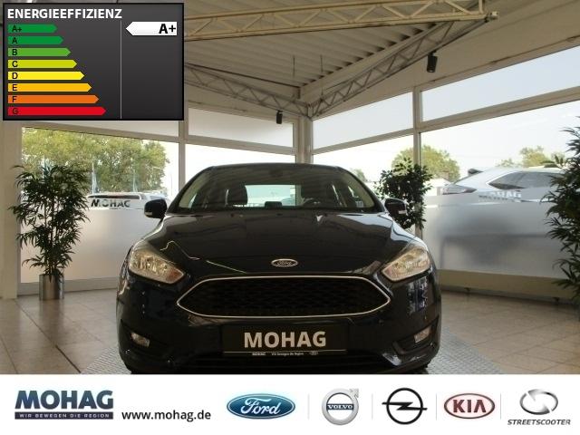 Ford Focus Trend 1.5l TDCi *Klima-PDC-Sitzheizung* -Euro 6-, Jahr 2016, Diesel