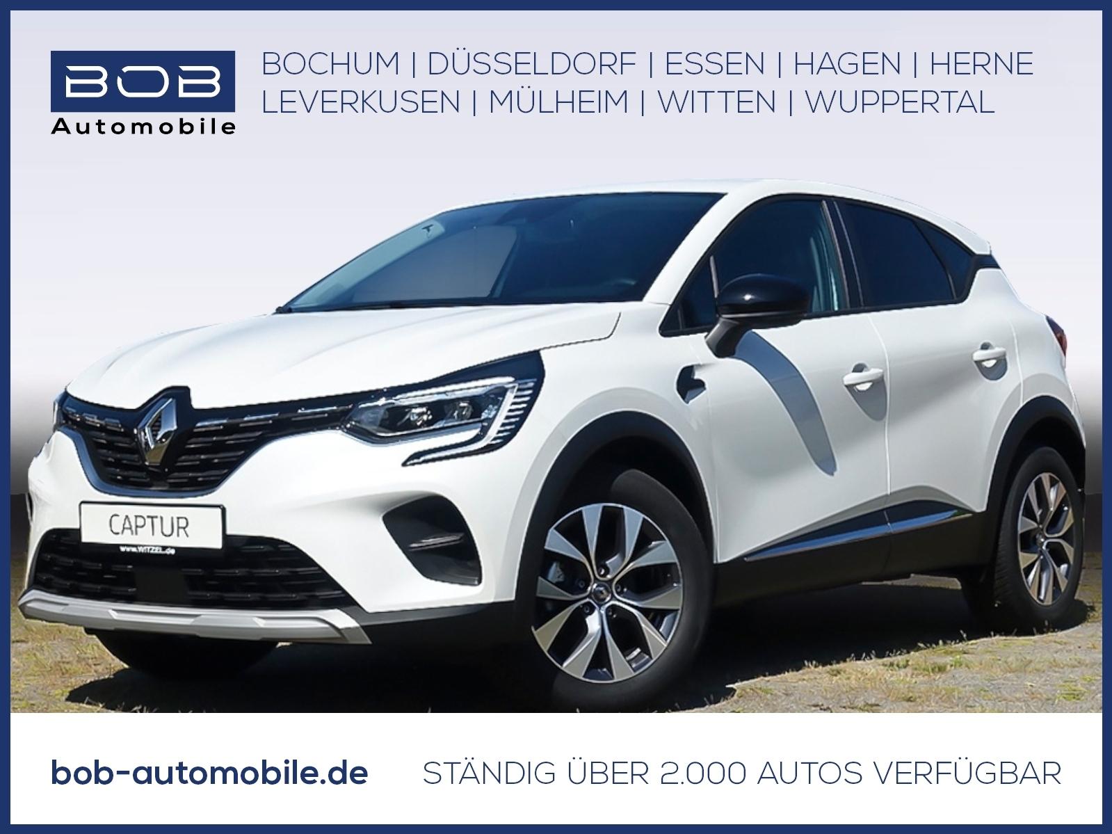 Renault Captur EXPERIENCE Deluxe TCe 100 NAVI SHZ PDC, Jahr 2020, Benzin