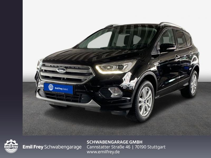 Ford Kuga 1.5 EcoBoost 2x4 Easy-Driver & Winter-Paket, Jahr 2019, Benzin