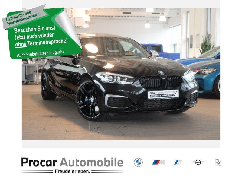 BMW M140i xDrive M-Perf. ESD 19Zoll SI-Pak. Kein OPF, Jahr 2017, Benzin