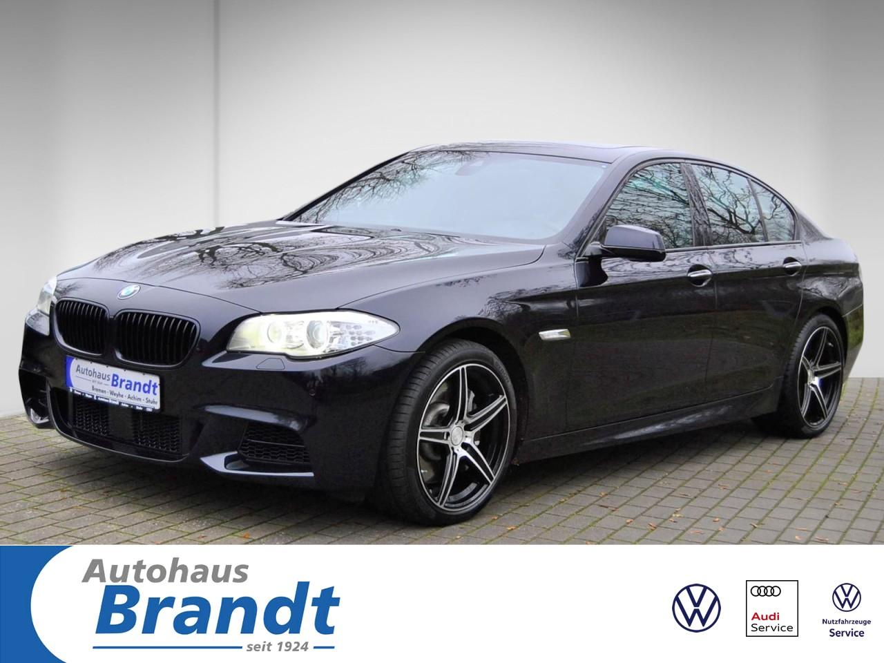 BMW M550d xDrive XENON*LEDER*SHD*HUD*GRA*AHK Klima, Jahr 2013, Diesel