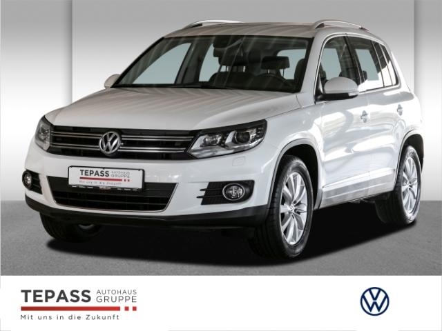Volkswagen Tiguan 1.4 TSI Sport & Style NAVI XENON 17 Zoll, Jahr 2016, Benzin