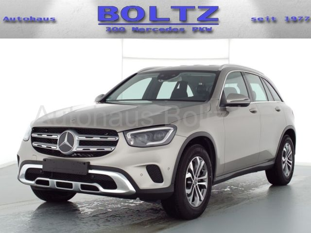 Mercedes-Benz GLC 200 4M ENp 56000 Busin P Comand HE Licht Kam, Jahr 2020, Benzin
