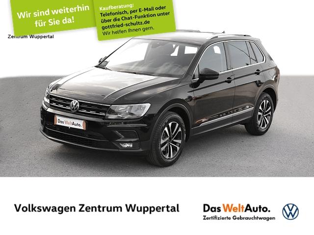 Volkswagen Tiguan 1,5 TSI United DSG NAVI SHZ PDC LM APP, Jahr 2020, Benzin