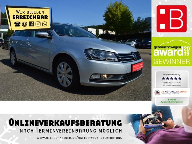 Volkswagen Passat Variant 1.4 TSI Trendline AHK PDC SHZ, Jahr 2013, Benzin
