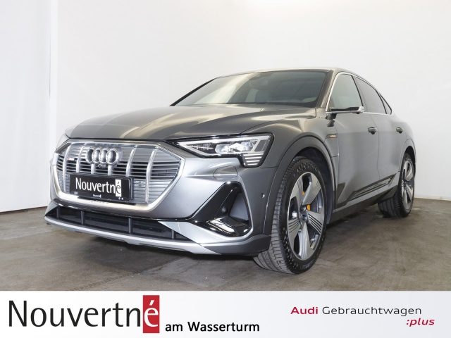 Audi e-tron Sportback 55 quattro S line, Jahr 2020, Elektro
