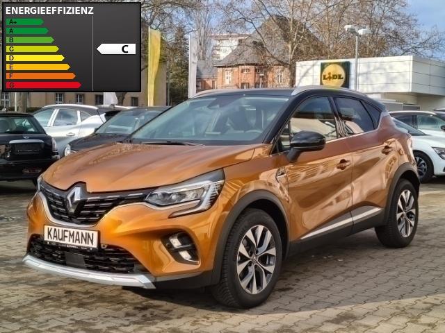 Renault Captur II Edition One 1.3 TCe 130 EDC, Jahr 2020, Benzin
