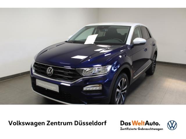 Volkswagen T-Roc United 1.0 TSI *ACC*Navi*PDC*Alu*, Jahr 2020, Benzin