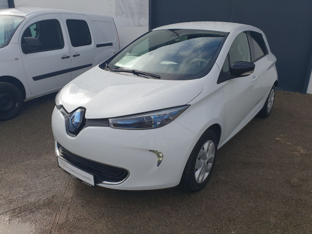 Renault ZOE (ohne Batterie) 22 kwh Life, Jahr 2016, Elektro