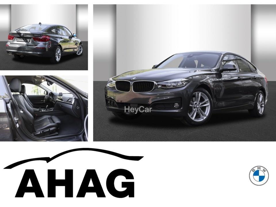 BMW 320 Gran Turismo GT Advantage Innovationsp. Aut., Jahr 2018, Diesel