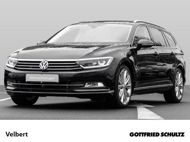 Volkswagen Passat VAR. 2.0 TSI DSG+NAVI+LED+AHK+STANDH.+GRA Highline, Jahr 2018, Benzin