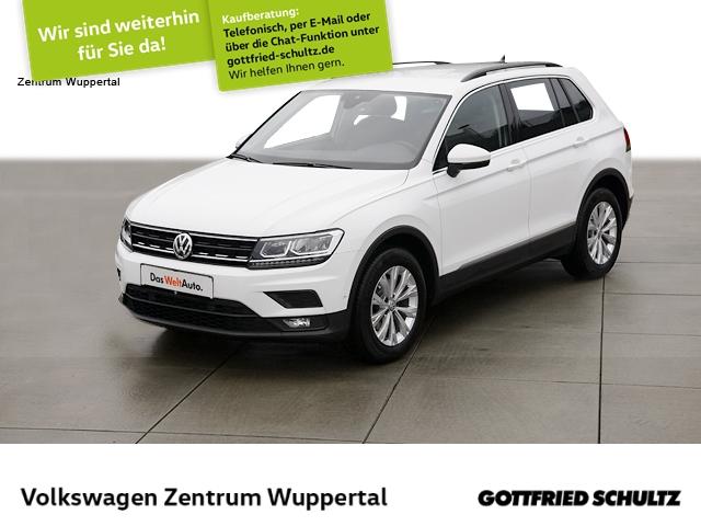 Volkswagen Tiguan 1,5 Comfortline LED NAVI SHZ PDC KAMERA, Jahr 2020, Benzin