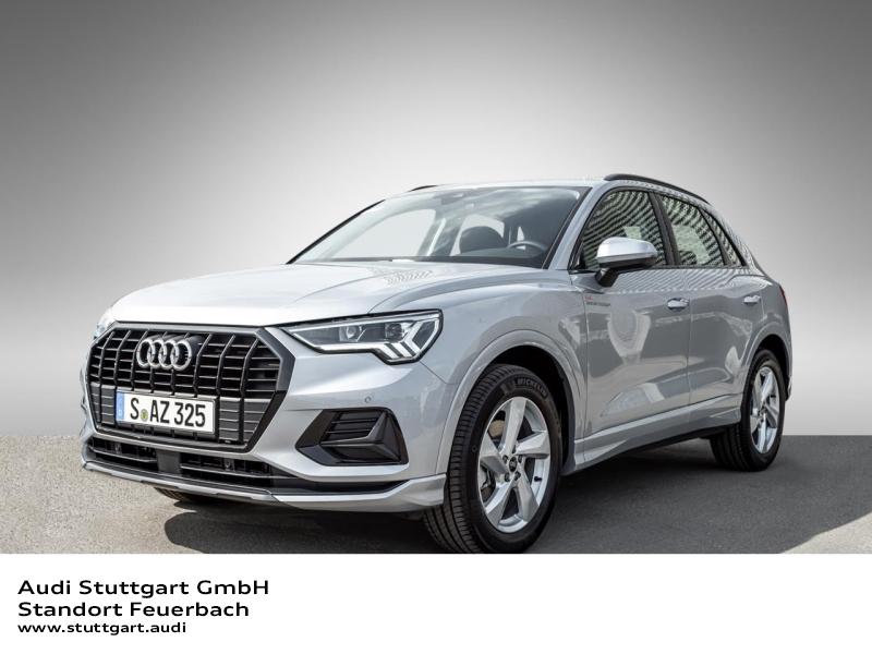Audi Q3 advanced 35 TFSI S tronic LED ACC 18'' DAB, Jahr 2021, Benzin