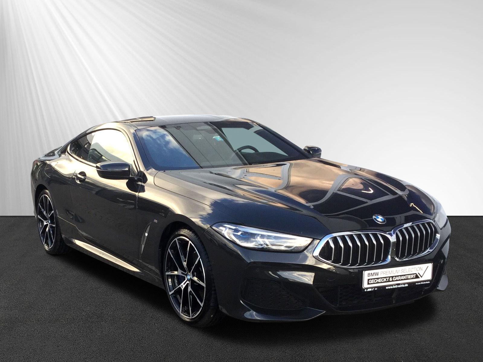 BMW 840d xDrive Coupe MSport Leas. ab 955,- br.o.Anz, Jahr 2019, diesel