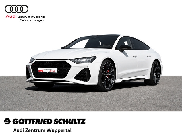 Audi RS7 Sportback 4.0TFSI CARBON OPTIK ACC HUD B&O MATRIX RS-AGA LEDER NACHTSICHT KAMERA DAB MEMORY, Jahr 2020, Benzin