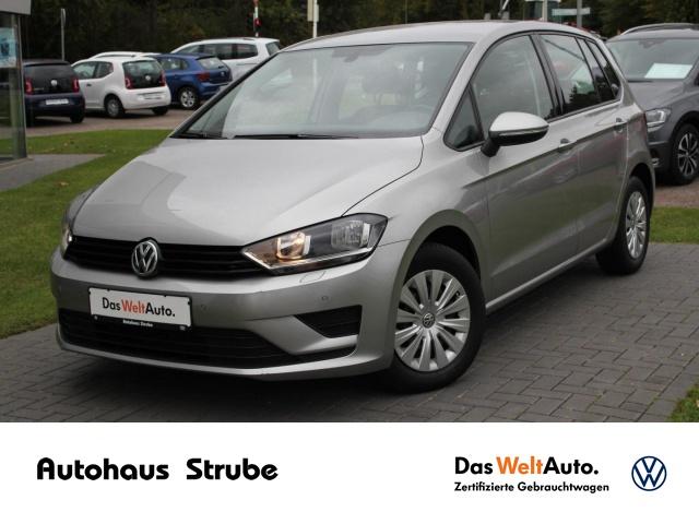 Volkswagen Golf Sportsvan Trendline 1.2 TSI STANDHEIZUNG PDC, Jahr 2014, Benzin