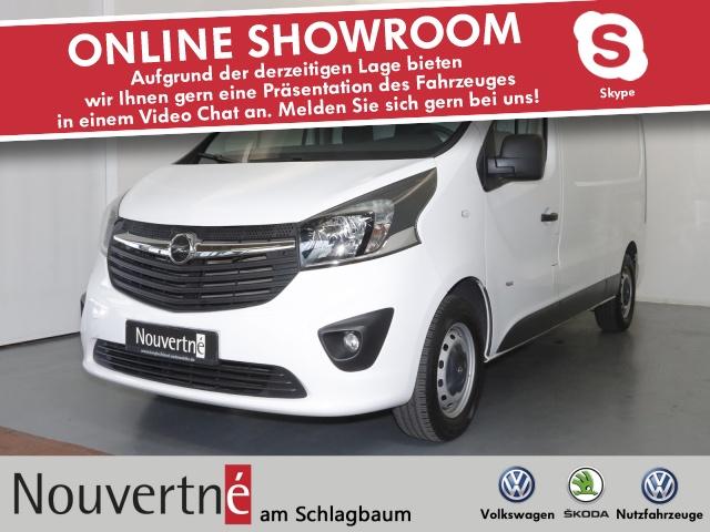 Opel Vivaro B 1.6 CDTI + Klima + PDC + Tempomat, Jahr 2015, Diesel