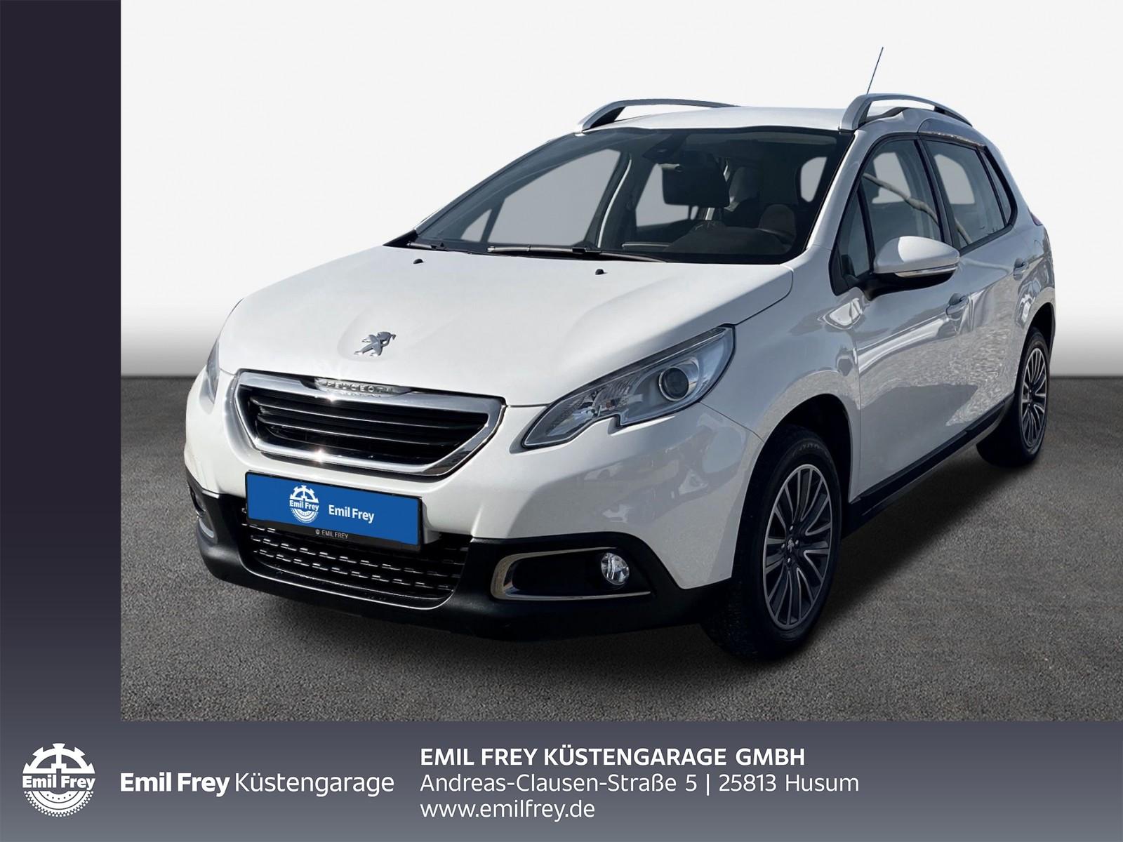 Peugeot 2008 120 VTI Active PDC, SHZ, Klima, Bluetooth, Standheizung, Jahr 2013, Benzin