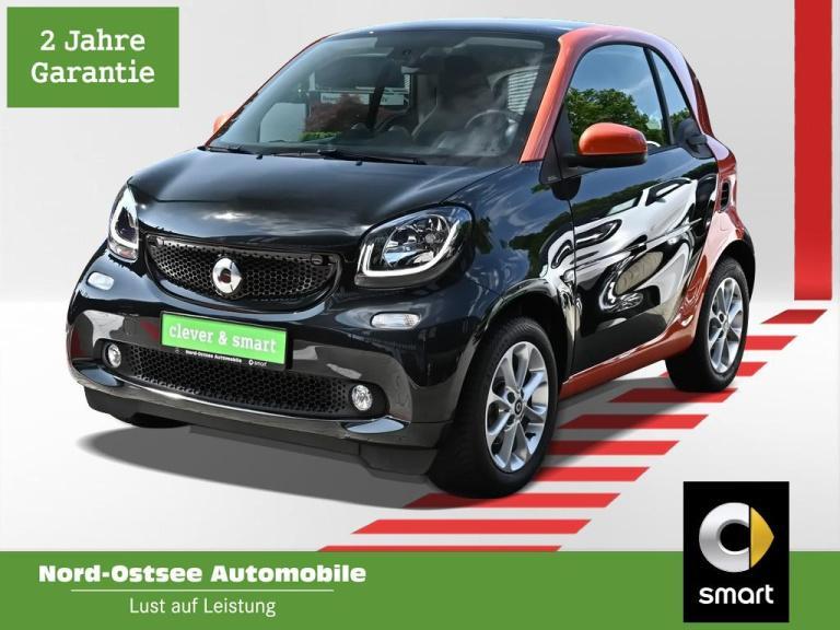 smart fortwo Coupe Passion Turbo Navi LED Sitzhz Turbo, Jahr 2019, Benzin