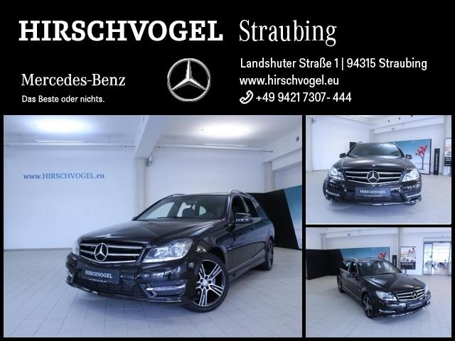Mercedes-Benz C 180 EDITION C+AVANTGARDE+AMG-Styl+Navi+PDC+SHZ, Jahr 2014, Benzin