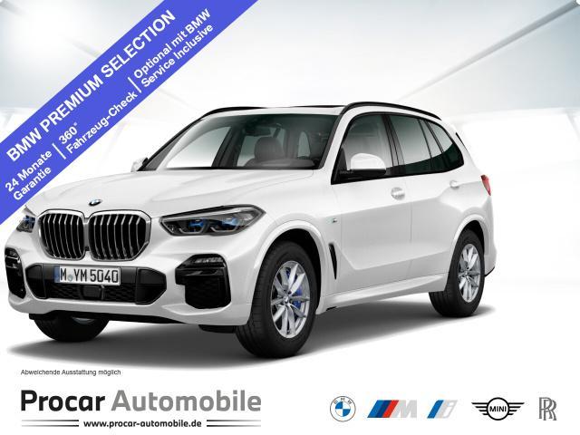 BMW X5 xDrive30d M Sportpaket Panorama LEAS AB 785,-, Jahr 2020, Diesel