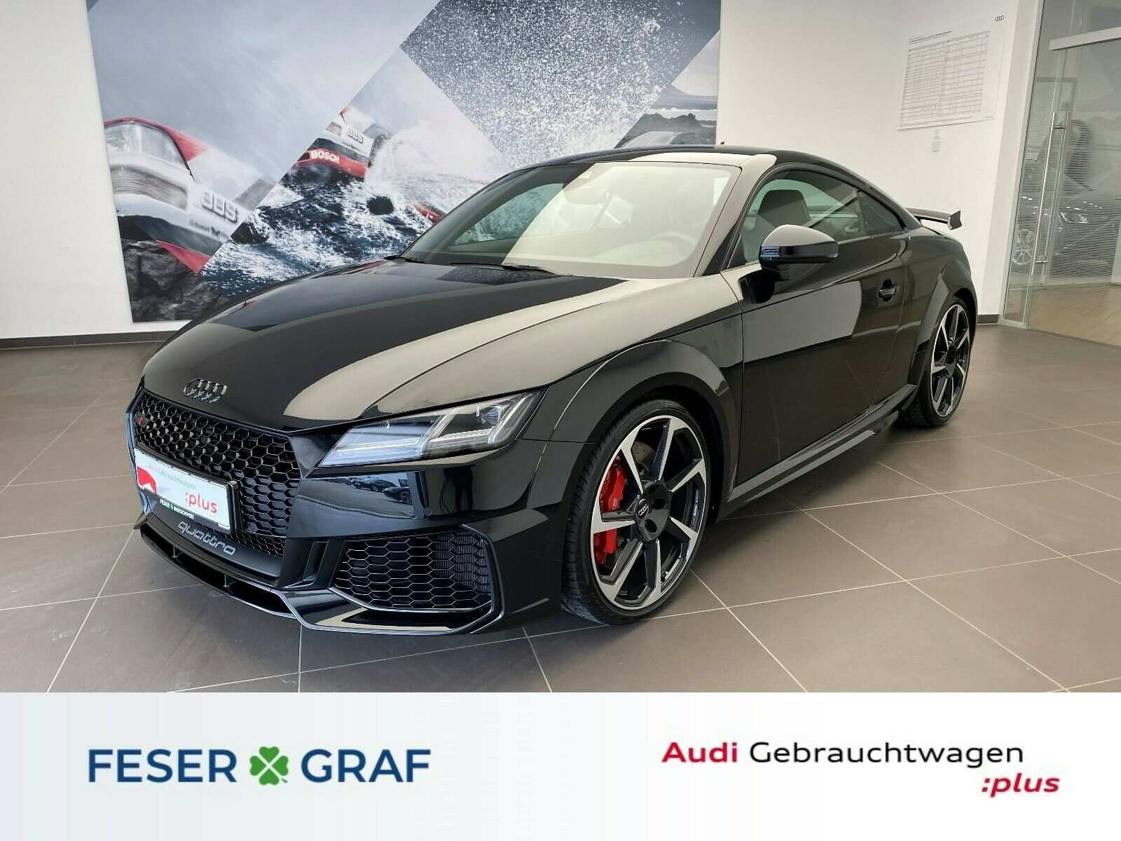 Audi TT RS 2.5 TFSI Coupe qu. -Matrix LED- SPORTABGAS, Jahr 2019, Benzin