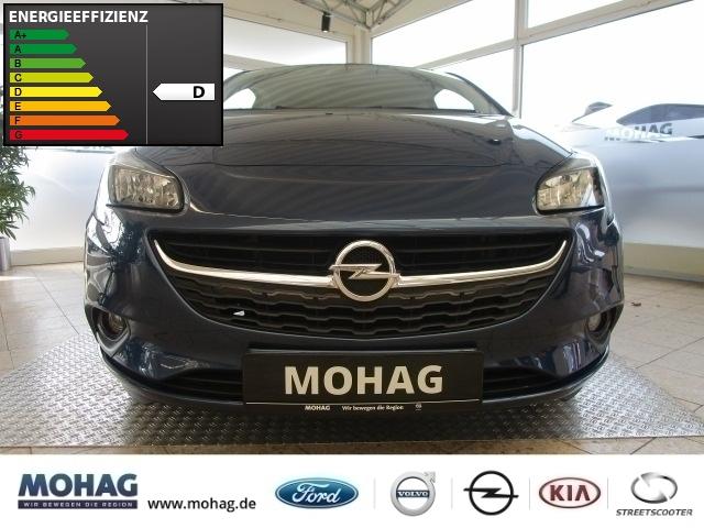 Opel Corsa E Active 1,2l *Tempomat-Ganzjahresreifen* -Euro 6-, Jahr 2017, Benzin