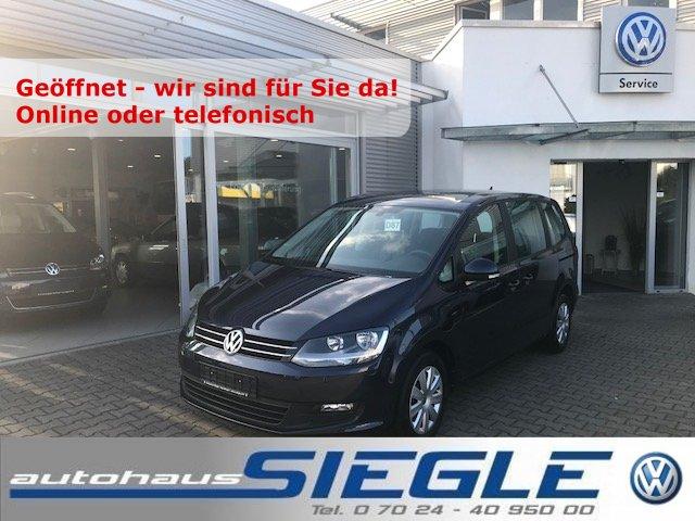 Volkswagen Sharan 2.0 TDI DSG*Navi*PDC*El.Heckklappe, Jahr 2015, Diesel